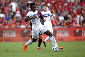 Europa League - All'Atalanta basta poco: Zapata-Cornelius, 2-0 all'Hapoel Haifa