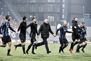Atalanta cierra con victoria ante Lyon