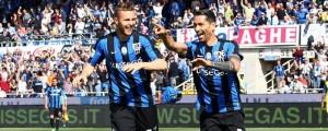 L'Atalanta batte il Chievo e si salva: a Bergamo la decide un gol di Borriello
