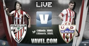 Athletic vs Almería en vivo y en directo online