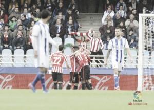 Real Sociedad 0 - 2 Athletic Club: Puntuaciones Real Sociedad