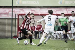 Bilbao Athletic - Real Unión: diez partidos con un objetivo