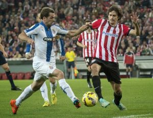 Athletic Club de Bilbao vs Espanyol (1-1) de la Copa del Rey 2015