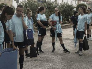 El Athletic Femenino se prepara en El Burgo de Osma