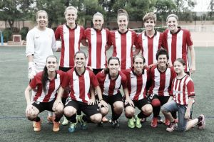 Debut contundente del Athletic Femenino