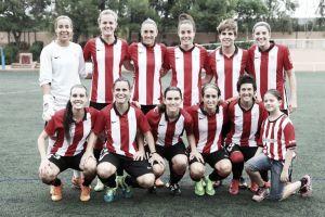 Debut contundente del Athletic Femenino