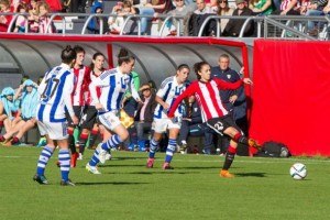 El Real Sociedad - Collerense será emitido en directo por Euskal Telebista