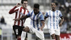 Athletic Club de Bilbao - Málaga: tercer asalto
