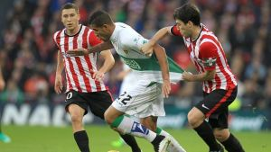 Athletic 1-2 Elche: Escriba's side climb off of bottom of the table