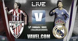 Diretta Athletic Bilbao – Real Madrid, live della partita di Liga
