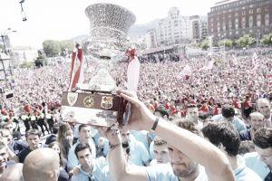 El Athletic celebra la Supercopa a lo grande
