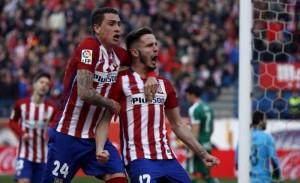 L'Atlético suit attentivement le Barça