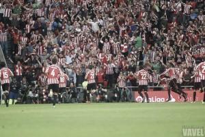 Athletic – Real Sociedad: puntuaciones del Athletic, jornada 8 de Primera División
