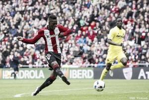 Athletic – Villarreal: puntuaciones del Athletic, ida de los octavos de final de la Copa del Rey