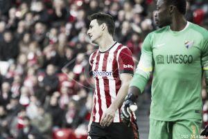 Athletic - Málaga: puntuaciones del Athletic, jornada 20 de Liga BBVA