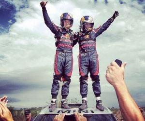 Gordon remata el segundo Dakar de Al-Attiyah