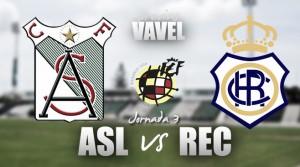 Recreativo de Huelva - Atlético Sanluqueño: buen fútbol en El Palmar