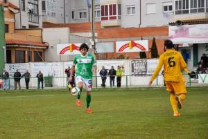 El Atlético Astorga pierde a Víctor Andrés para Tudela