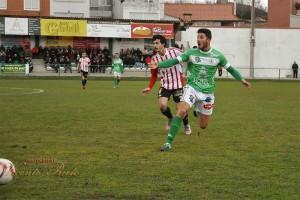 Atlético Astorga - CP Cacereño: final en el abismo