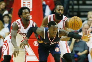 Atlanta Hawks Defeat Houston Rockets, 104-97, Increase Winning Streak To Three Games