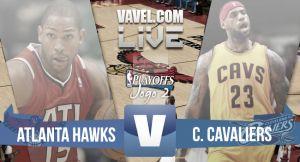 Resultado del Atlanta Hawks vs Cleveland Cavaliers, Playoffs NBA (82-94)