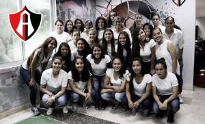 Las Rojinegras listas para el debut de Liga MX Femenil