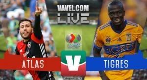 Se pospone el partido de la jornada 8 de la Liga MX entre Atlas y Tigres
