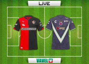 Atlas vs Veracruz en vivo (0-3)