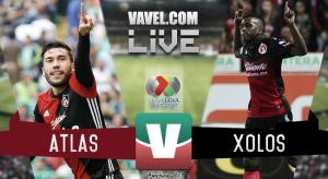 Resultado y goles del Atlas 1-0 Xolos de la Liga MX 2017