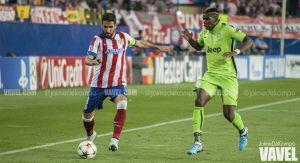 Fotos e imágenes del Atlético de Madrid - Juventus, de la jornada 2 de la Champions League