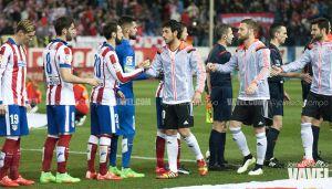 Fotos e imágenes del Atlético de Madrid 1-1 Valencia de la jornada 26 de Liga BBVA