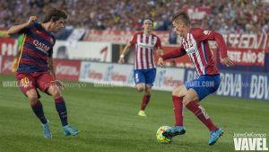 Fotos e imágenes del Atlético de Madrid - Barcelona, jornada 3 de Liga BBVA
