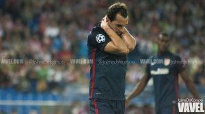 Fotos e imágenes del Atlético de Madrid - Benfica, 2º jornada de Champions League