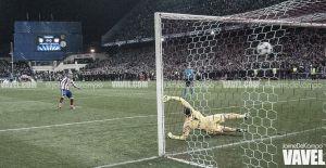 Fotos e imágenes del Atlético de Madrid - Bayer Leverkusen, vuelta de octavos de Champions League