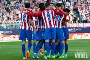 Fotos e imágenes del Atlético de Madrid - CA Osasuna, jornada 32 de Primera División 2016/17