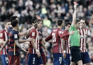 Liga, l'Atletico dà un calcione al suo campionato