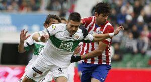 El Elche CF se enfrentará al Atlético el viernes 18 de abril