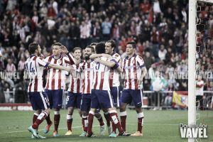 El Atlético de Madrid consigue su revancha