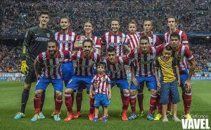 Simeone se lleva a todo el grupo a Barcelona
