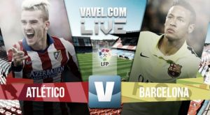 Live Atletico Madrid vs Barcellona, Diretta risultato partita di Liga (0-1)