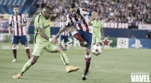 Al Atlético de Madrid lo ahogan desde el centro del campo