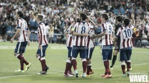 El Atlético de Madrid coge cuerpo en Europa