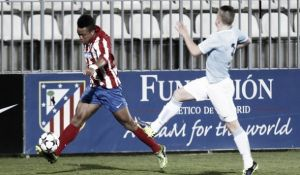 El Atlético de Madrid se despide de la UEFA Youth League tras caer ante el Manchester City