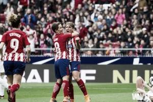 Partido vital del Atlético de Madrid Femenino frente al Granadilla