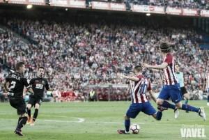 Ojeando al rival: el Granada sabe que no puede fallar ante el Atlético