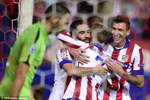 Atletico Madrid vs Malmo FF: Finalists look to secure second Group A win
