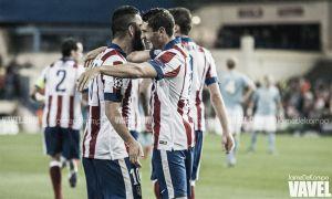 Fotos e imágenes del Atlético de Madrid 5-0 Malmö FF, jornada 3 de Champions League