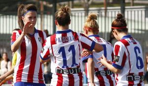 Priscila reconcilia al Atleti Féminas con la victoria
