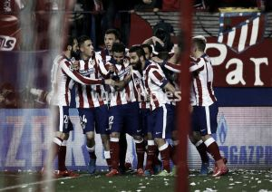 Atletico Madrid (3) 1- 0 (2) Bayer Leverkusen: Colchoneros Qualify To Last Eight