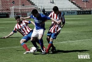 Atlético de Madrid B-CF Fuenlabrada: Anticipo de lo bueno, la defensa del playoff